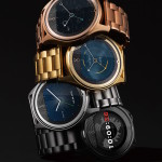Olio Smart Watch Closes $10M Round, Intros Gold-Plated Versions